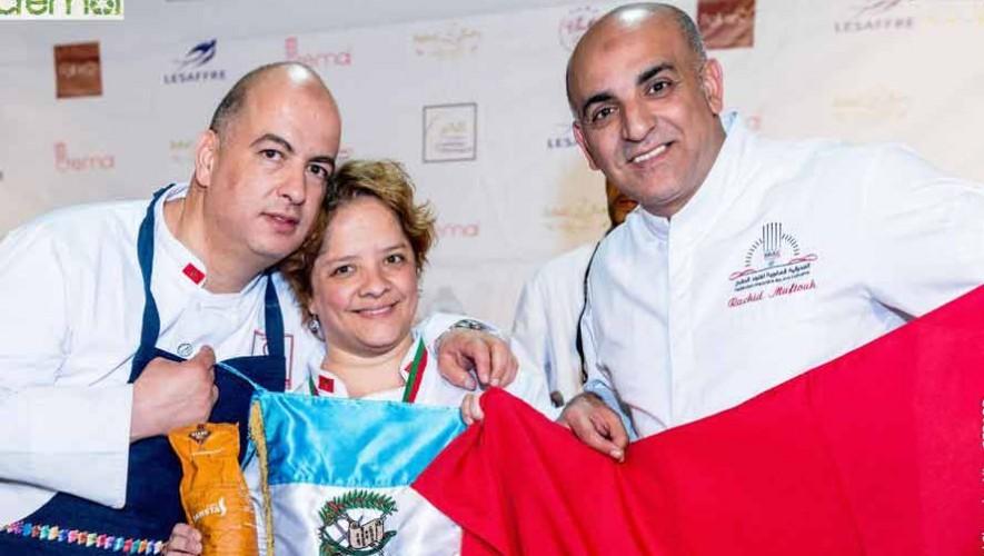 Guatemala obtiene el primer lugar en competencia Cremai 2017, Marruecos