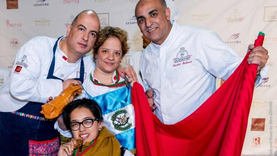 Guatemala obtiene el primer lugar en competencia Cremai, Marruecos