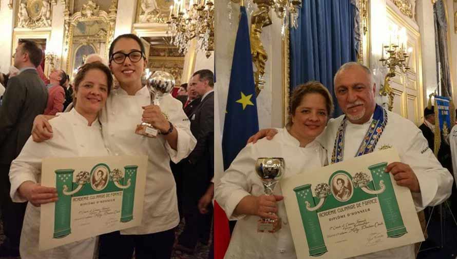Guatemala obtiene el primer lugar en competencia Trophée Passion 2017 en Francia