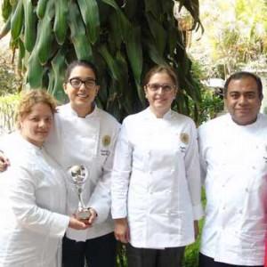 Guatemala obtiene el primer lugar en competencia Trophée Passion 2017 en Paris, Francia