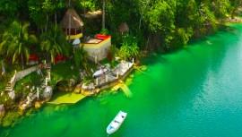 (Foto: Gucumatz Lakeside Inn Tikal)