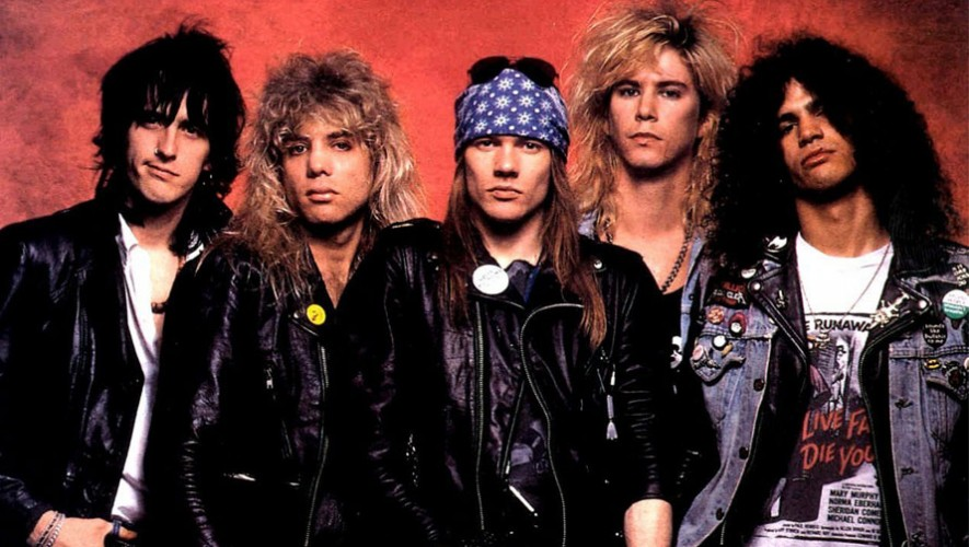 Tributo a Guns and Roses en Rock'ol Vuh| Abril 2017
