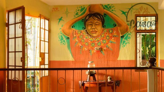(Foto: Hostal & Spa Casa Tenango)