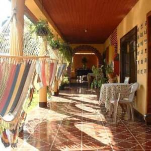 Hotel Casa Luna en Cobán