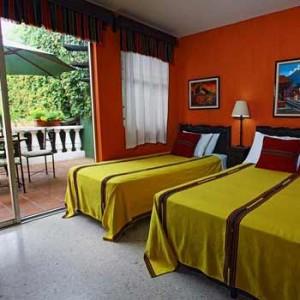 Hotel Casa Rustica Antigua Guatemala
