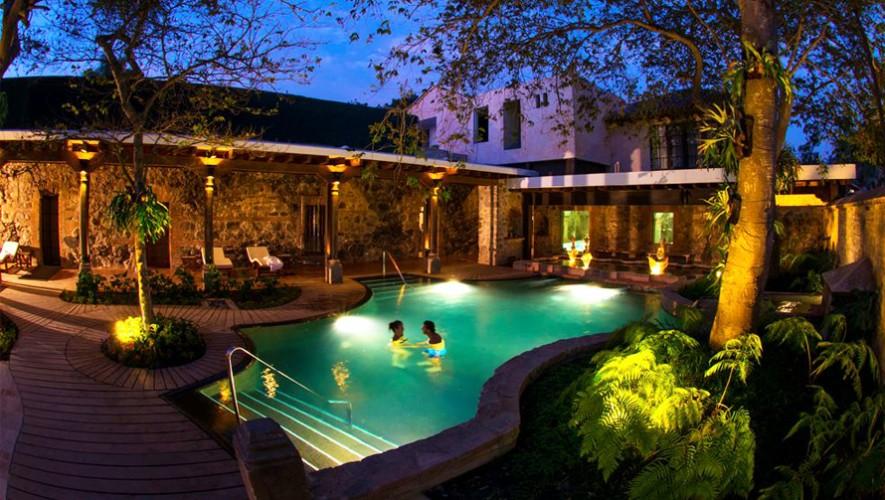 Hotel casa santo domingo antigua 2018 world 39 s best hotels - Casa con piscina ...