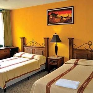 Hotel Los Volcanes Antigua Guatemala