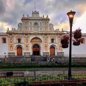 Iglesias de Antigua Guatemala