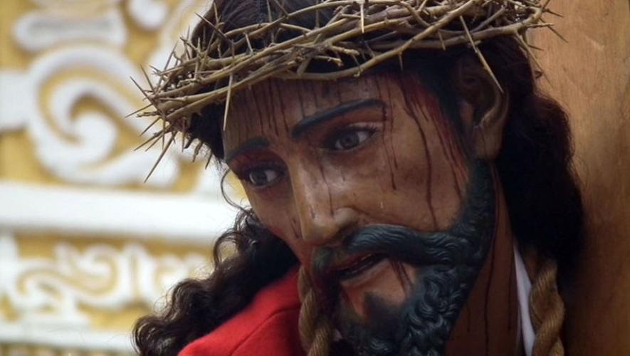 Procesión de Jesús Nazareno de La Merced   Semana Santa 2017