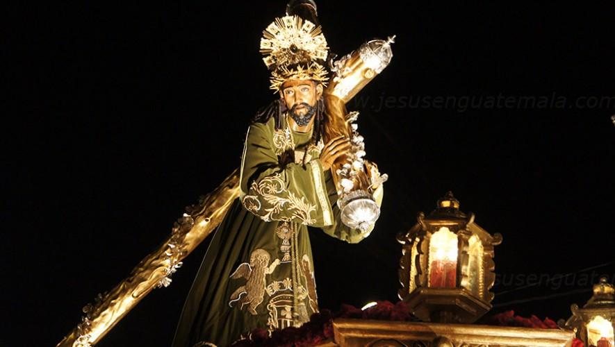 Procesión de Jesús Nazareno de la Reseña, Antigua Guatemala | Semana Santa 2017