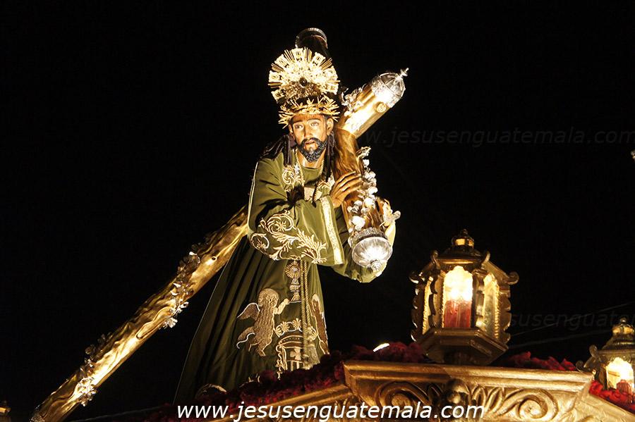 Jesús Nazareno de la Reseña, Antigua Guatemala