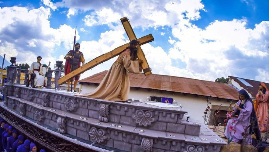 Procesión de Jesús Nazareno del Perdón | Semana Santa 2017