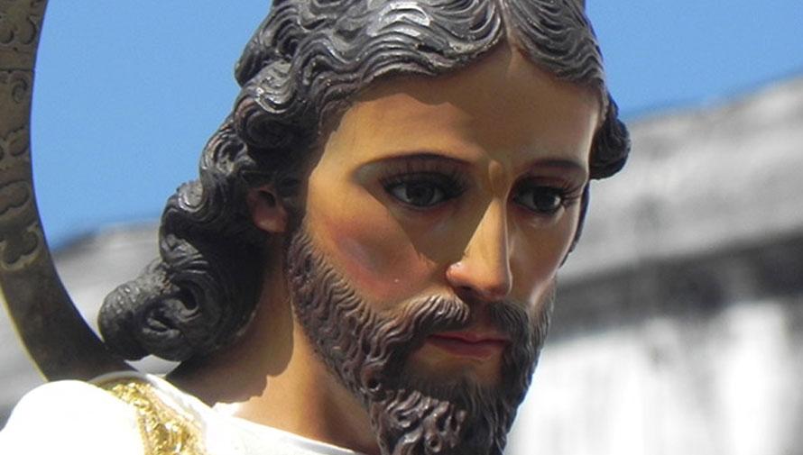 Jesus Resucitado, Santo Hermano Pedro