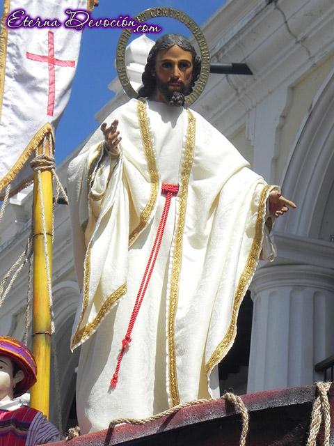 Jesús Resucitado Santo Hermano Pedro