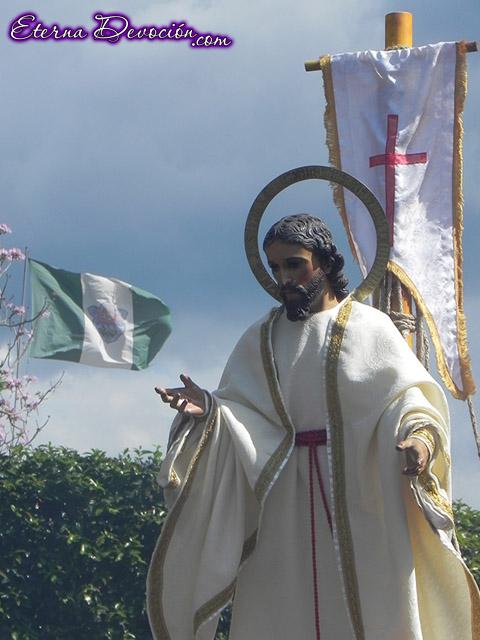 Jesús Resucitado, Santo Hermano Pedro