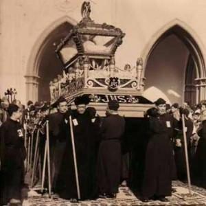 Jesús Sepultado de San Felipe de Jesús Antigua Guatemala