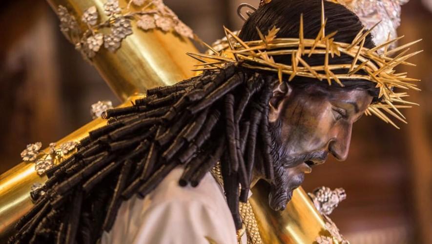 Procesión de Jesús de Candelaria, Cristo Rey   Semana Santa 2017