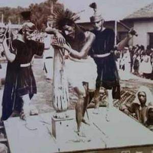Jesús de la Columna Antigua Guatemala