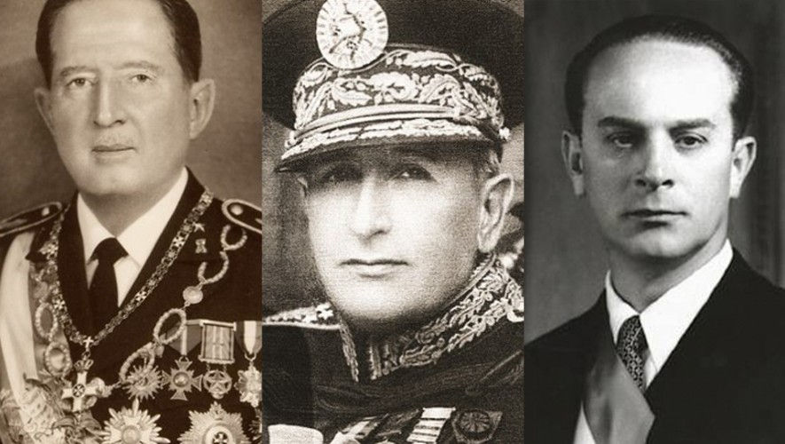 Descubrí qué presidente estaba en Guatemala el año en que naciste.(Foto: Fotos Antiguas de Guatemala)