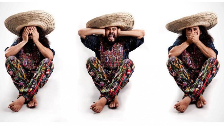 Junio Jocol en Panza Llena, Corazón Cantando, Ciudad de Guatemala   Marzo 2017