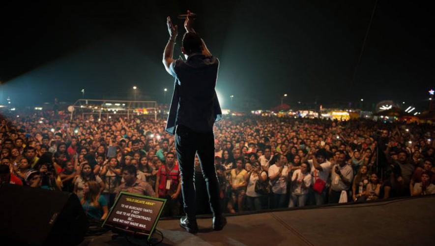 Kalimba ofreció un concierto en el departamento de San Marcos