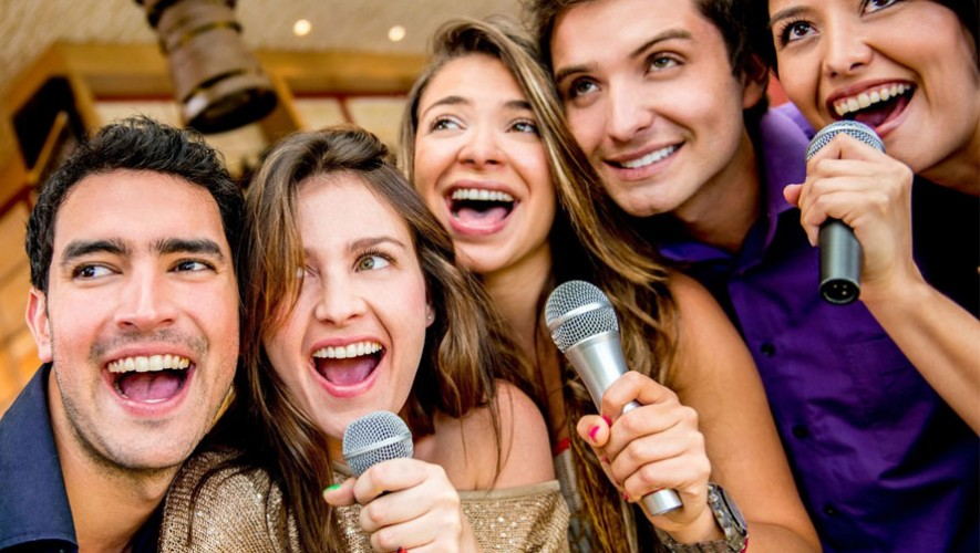 Noche de karaoke en Jack's Place | Diciembre 2017