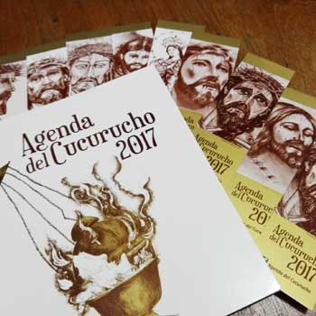La agenda o el calendario del cucurucho en Guatemala