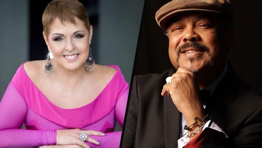 Concierto de Lupita D'Alessio y Francisco Céspedes en Guatemala | Mayo 2017