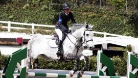 Leah Zimeri dominó una de las pruebas más disputadas el pasado fin de semana en El Pulté. (Foto: Prensa ANEG)