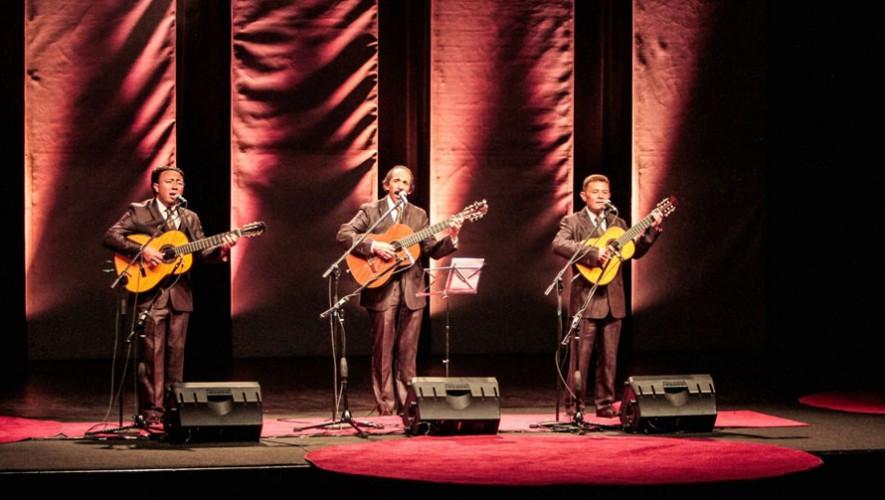 Trío Los Panchos en concierto, Ciudad de Guatemala | Mayo 2017