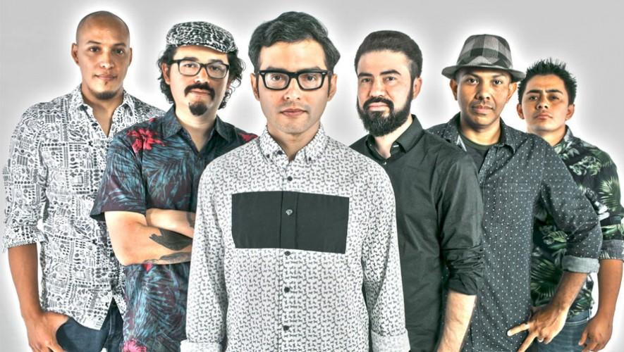 Concierto de Los Tachos en Guatemala | Junio 2017