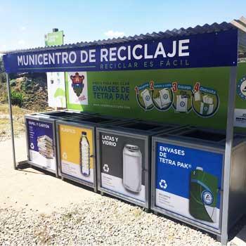 Lugares donde puedo reciclar en Guatemala