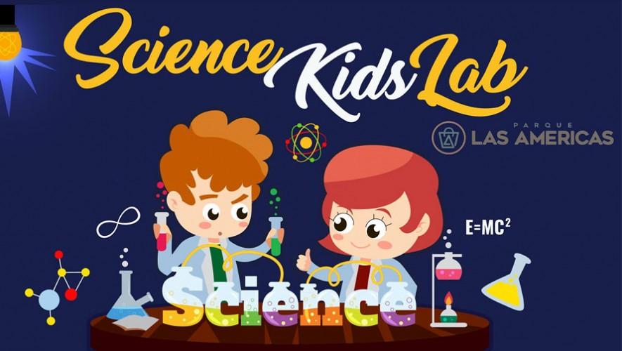 Taller de ciencia para niños con Mequin | Marzo 2017