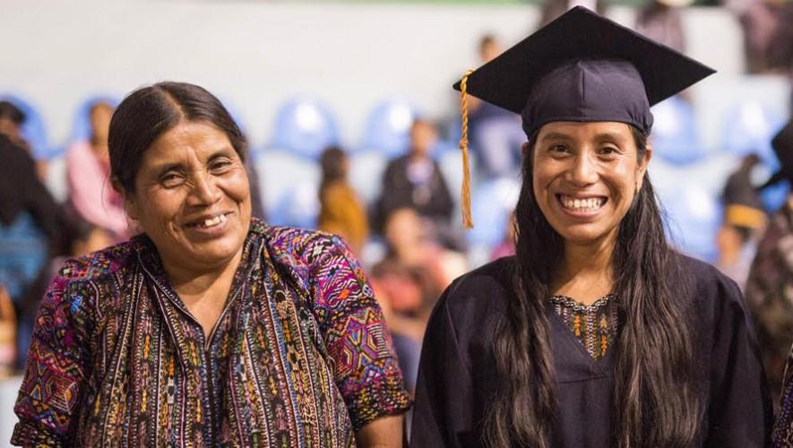 ¡Un orgullo para Guatemala! (Foto: Living On One)