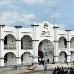 Municipalidad de Acatenango departamento de Chimaltenango prohíbe el uso de bolsas plásticas