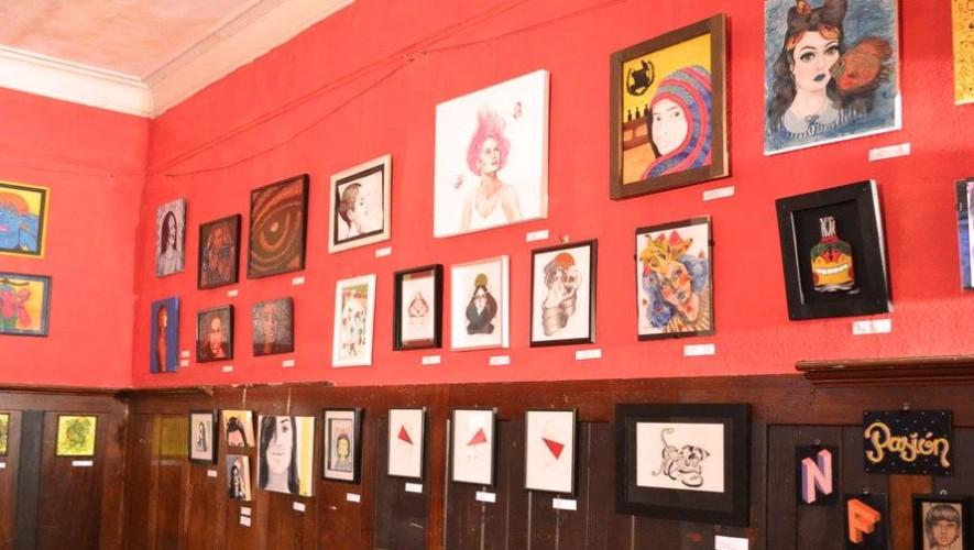 Exposición de mujeres artistas Niñas Furia | Marzo 2017
