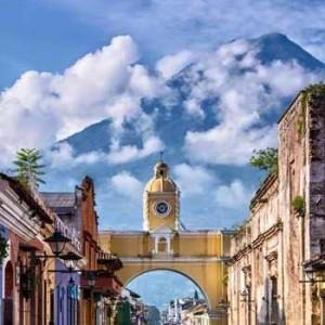 Paisajes de Antigua Guatemala