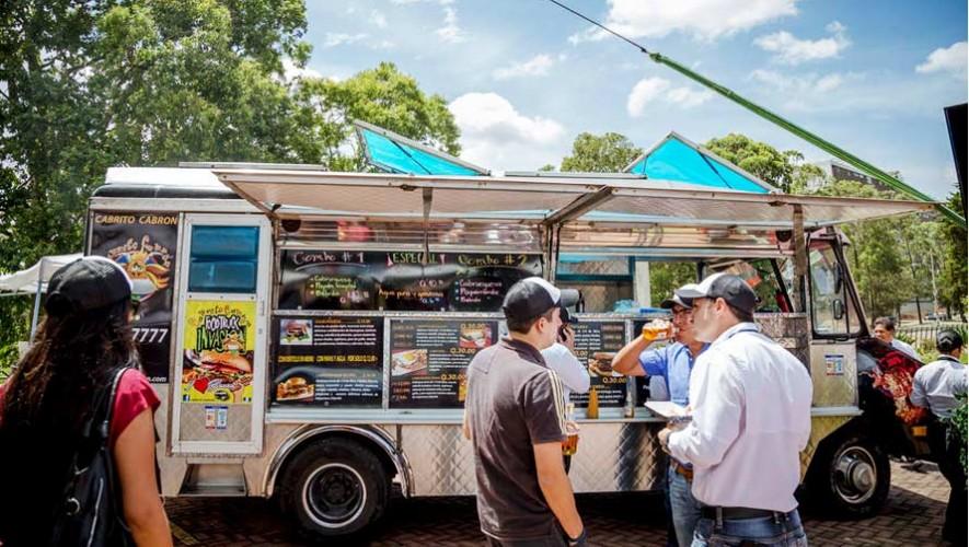 Tercera Convención de Food Trucks en Guatemala | Abril 2017