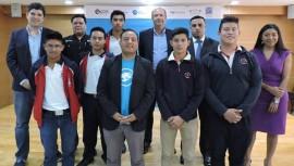Participa en la primera competencia nacional de robótica en la Ciudad de Guatemala