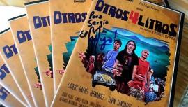 Películas guatemaltecas Otros 4 litros y W2MW son nominadas a los Premios Platino 2017