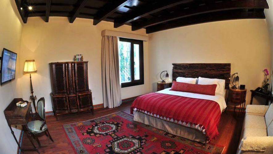 Pensativo House Hotel, uno de los hoteles ecológicos lujoso de Antigua Guatemala