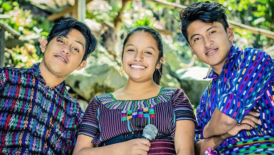 Concierto gratuito de Poesía Loca en Ciudad de Guatemala