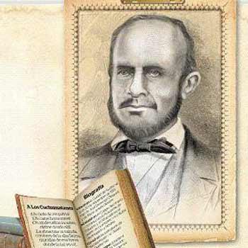Poeta guatemalteco Juan Diéguez Olaverri
