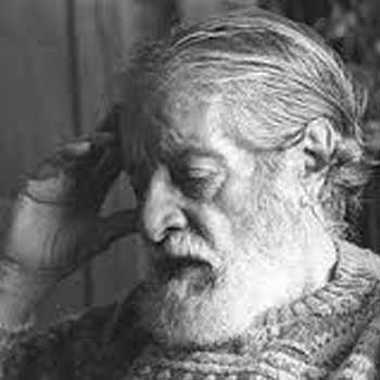 Poeta guatemalteco Mario Monteforte Toledo