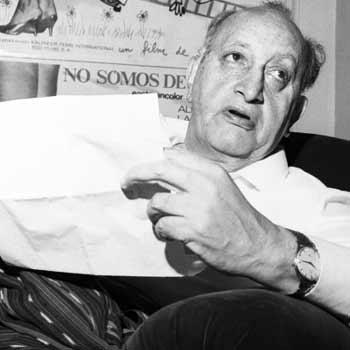 Poeta guatemalteco Miguel Ángel Asturias