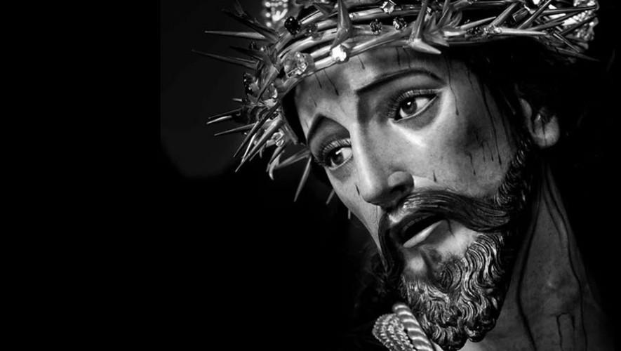 Procesión de Jesús del Rescate en la Ciudad de Guatemala | Semana Santa 2017
