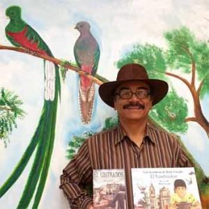 René Corado, el guatemalteco que es gerente del Western Foundation of Vertebrate Zoology
