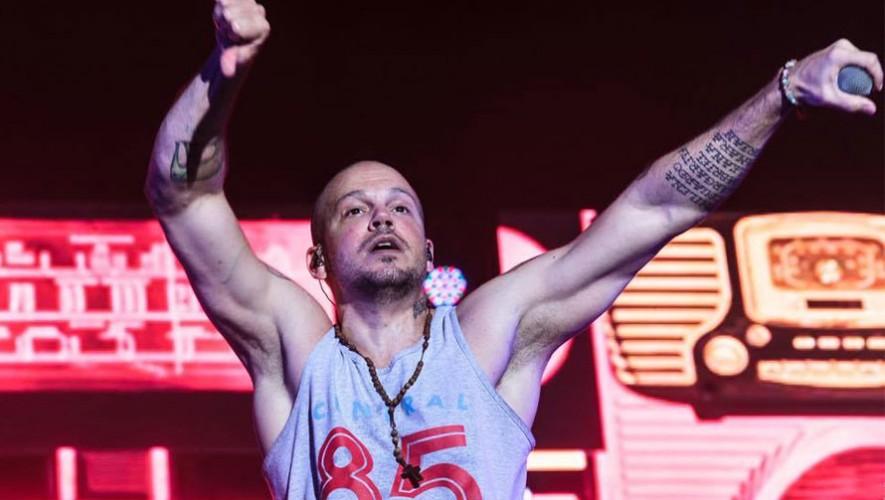 Concierto de Residente de Calle 13 en Guatemala | Octubre 2017