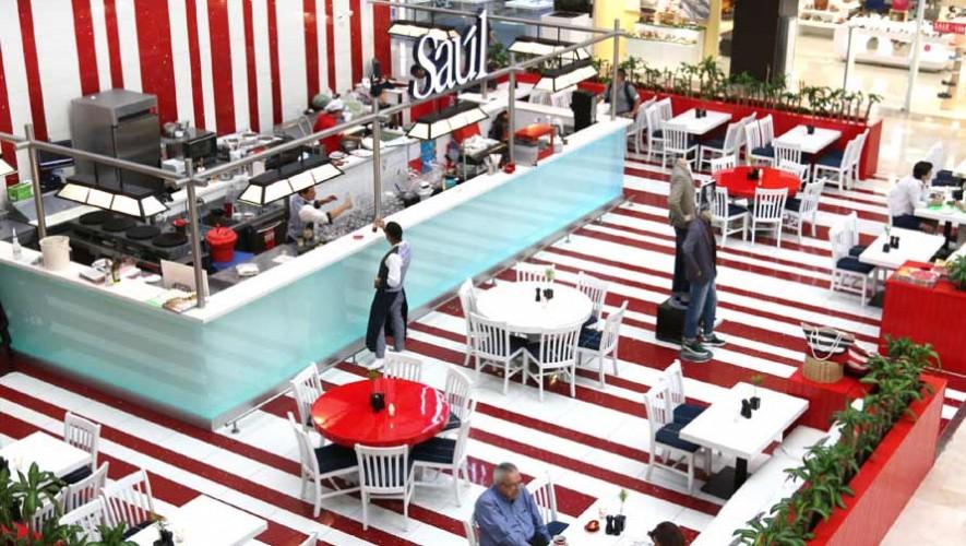 Restaurante de Guatemala Saúl E. Méndez se une a Acción Contra el Hambre 2017