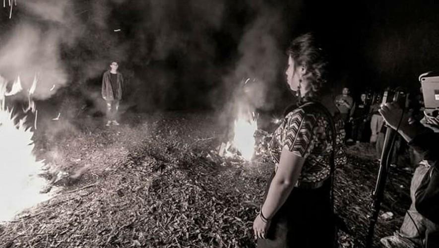 Sara Curruchich, cantante guatemalteca presenta su video oficial Ser el Viento